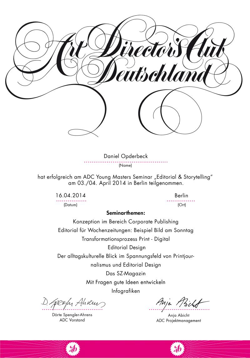 Opderbeck_ADC_Zertifikat